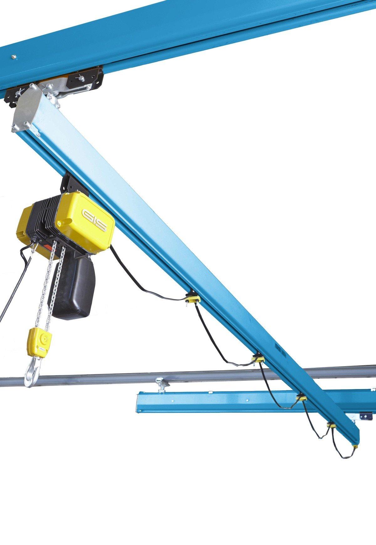 Overhead Crane Load Limiter : Giskb light crane system interlift